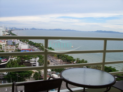 view talay 7 beachfront condominium for sale in jomtien 임대 에 Jomtien 파타야