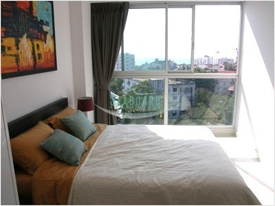 condo in naklue 1bed seaview.  to rent in North Pattaya Pattaya