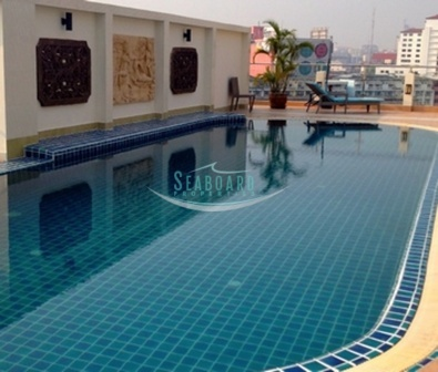 swimming pool condominium for sale and for rent pattaya real estate agency