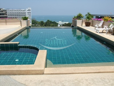 executive residence 1 condominium for sale and for rent in pratumnak hill    to rent in Pratumnak Pattaya