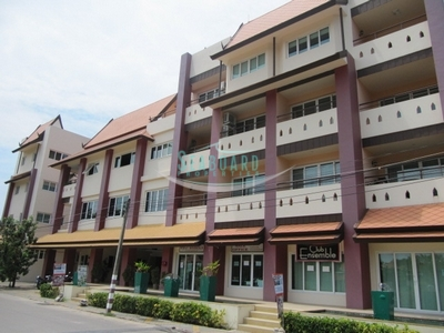 Seaboard Properties Co. Ltd. wiwat residence serviced apartments for rent in pattaya city Condominiums to rent in Pratumnak Pattaya