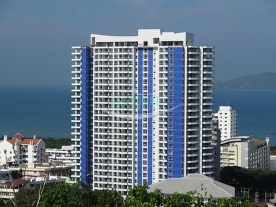 the cliff condominium for sale in pratumnak hill for sale in Pratumnak Pattaya