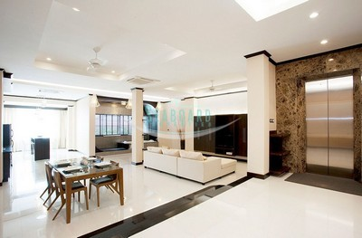 Seaboard Properties Co. Ltd. siri residence luxurious penthouse for rent in pratumnak hill Condominiums to rent in Pratumnak Pattaya