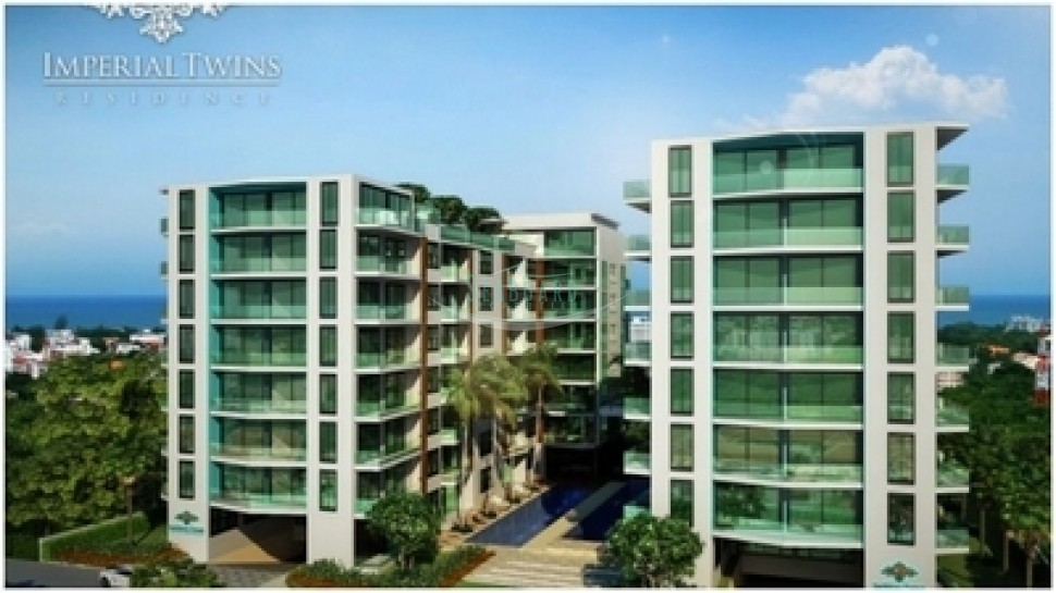 imperial twins residence condominium for sale in pratumnak   for sale in Pratumnak Pattaya