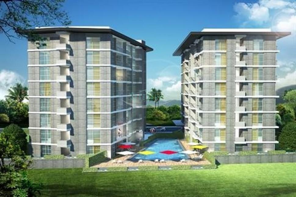 city garden condominium for sale in pratumnak hill   for sale in Pratumnak Pattaya