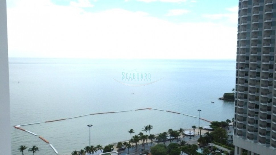 apartment with great sea view brand new condo pattaya city