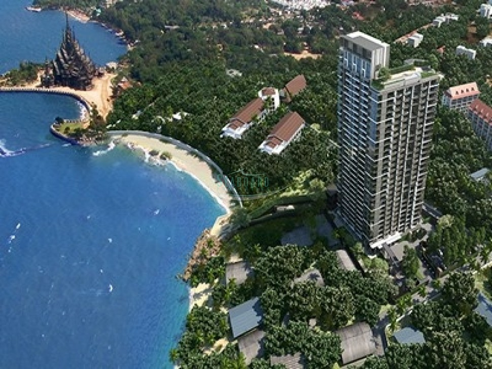 apartment with great sea view new development best value