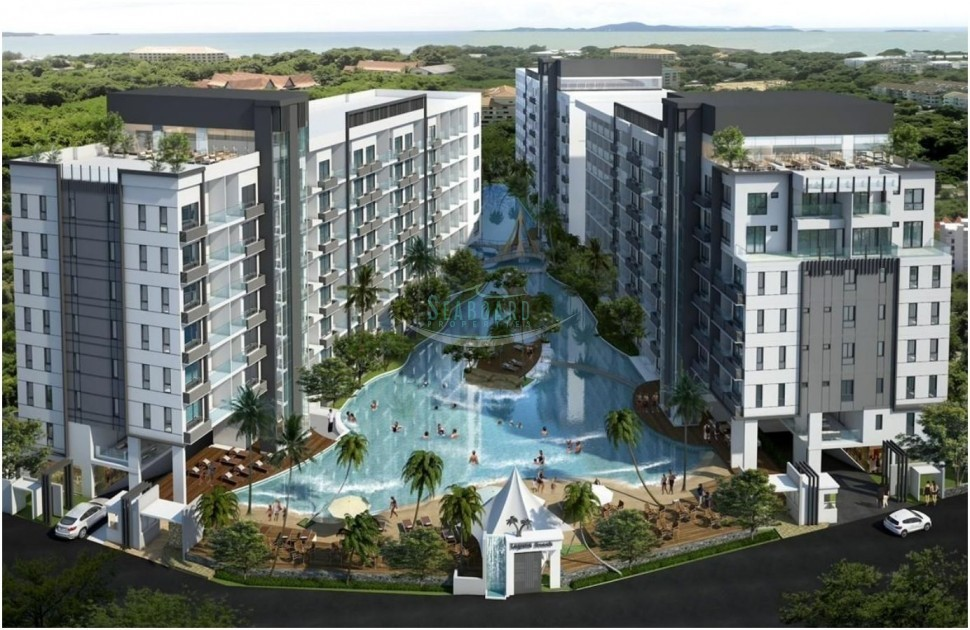 laguna beach resort 1 condominium for sale in jomtien  for sale in Jomtien Pattaya