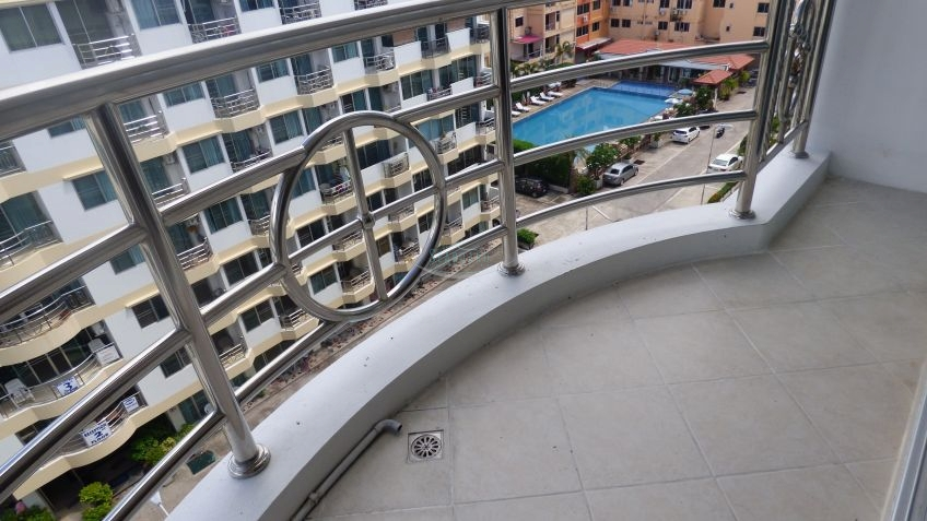 VCC Condotel Topfloor Corner Condo for Sale and for Rent in Pattaya City for sale in Central Pattaya Pattaya