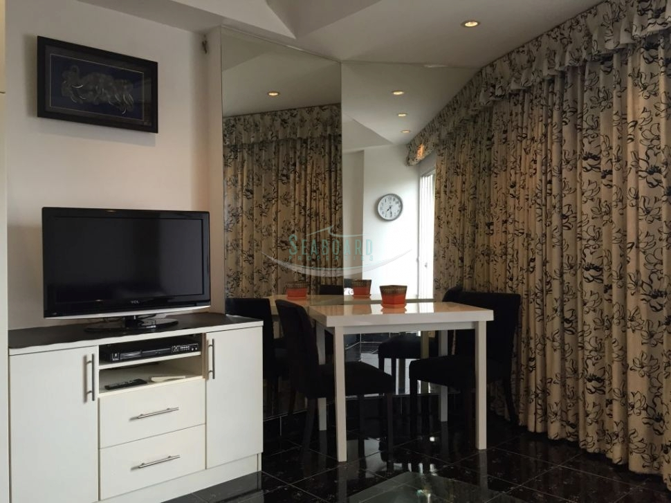 holiday condo view condominium for rent in pratumnak hill to rent in Pratumnak Pattaya