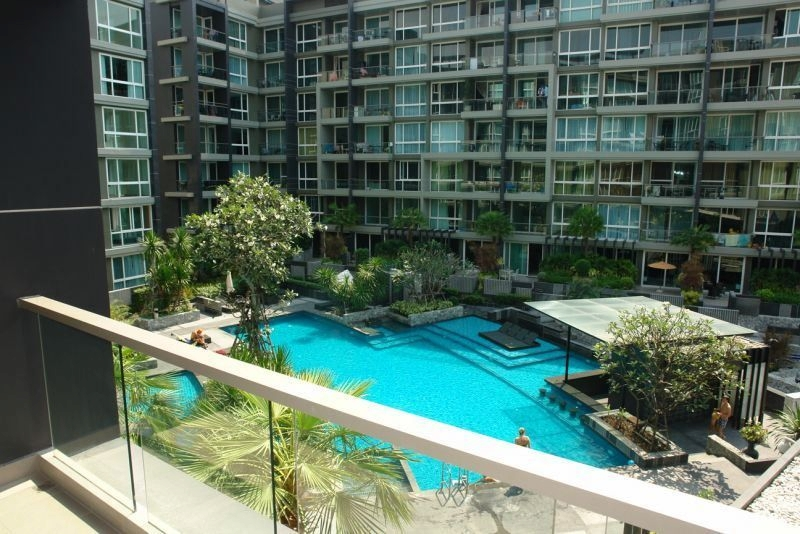 apus condominium for rent in pattaya city  to rent in Central Pattaya Pattaya
