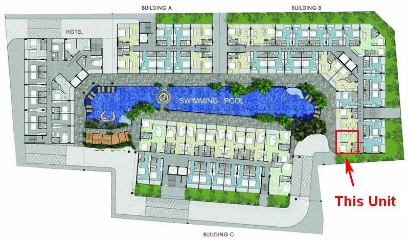 centara avenue residence for sale in pattaya city     for sale in Central Pattaya Pattaya