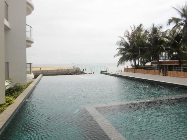 beachfront jomtien residence condominium for rent in na jomtien  to rent in Na Jomtien Pattaya