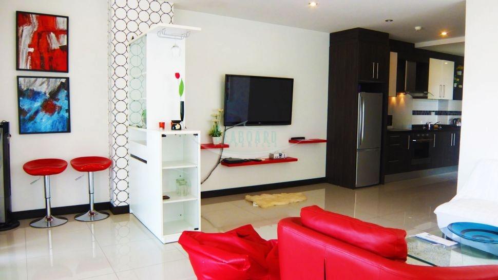 siam ocean view condominium for rent in pratumnak hill   to rent in Pratumnak Pattaya