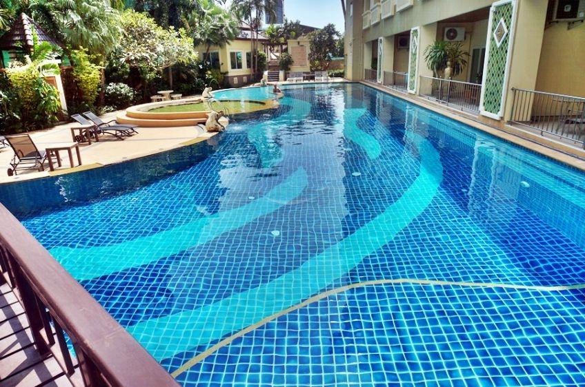the residence condominium for sale in jomtien    for sale in Jomtien Pattaya