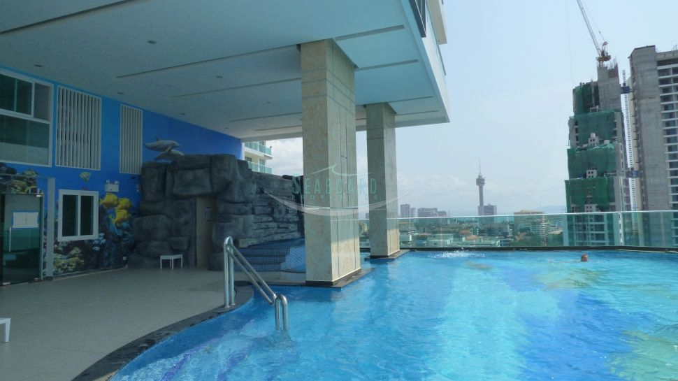 cetus beachfront condominium for sale in jomtien  to rent in Jomtien Pattaya