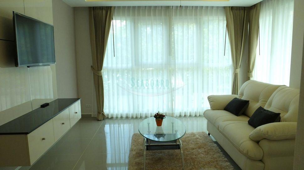 cosy beach view condominium for rent