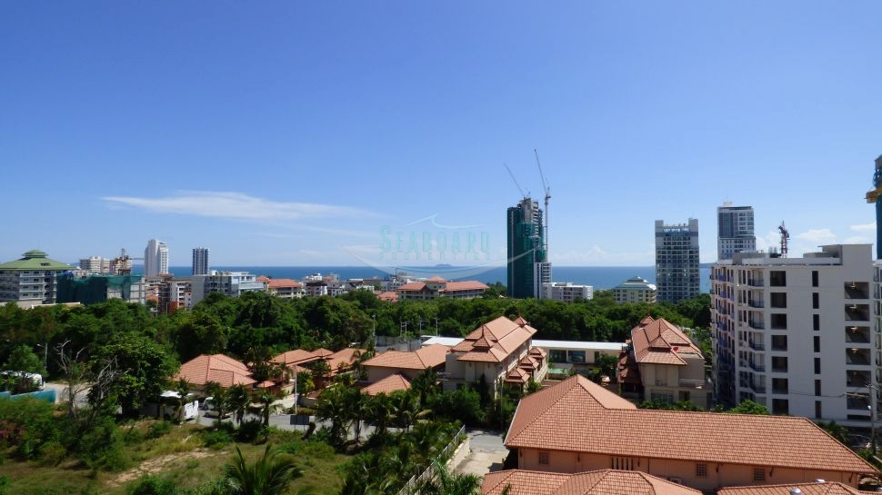 executive residence 2 condominium for sale and for rent in pratumnak hill   to rent in Pratumnak Pattaya