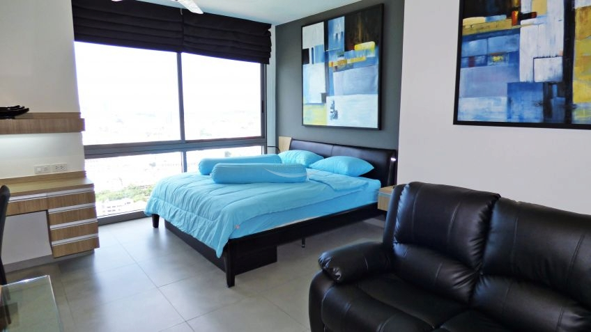 the sanctuary condominium for sale and for rent in wongamat beach   to rent in Wong Amat Pattaya
