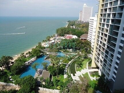 sky beach condominium for rent in wongamat beach    to rent in Wong Amat Pattaya