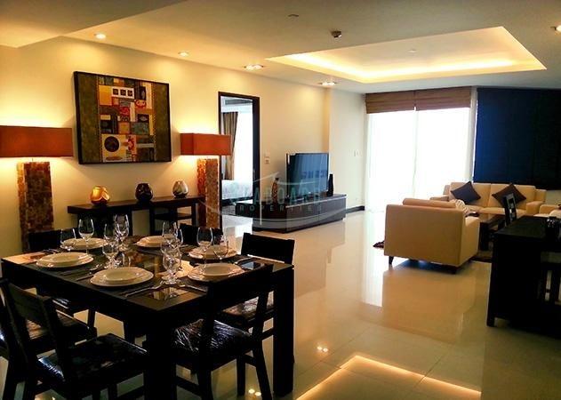 the palm beachfront condominium for sale in wongamat beach for sale in Wong Amat Pattaya