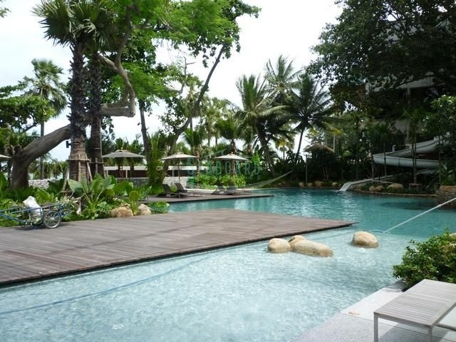 luxurious 2 bedrooms apartment with unique retirement community  Condominiums for sale in Bang Saray Pattaya