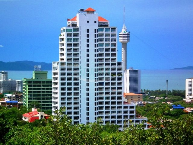 Seaboard Properties Co. Ltd. pattaya hill resort condominium for rent in pratumnak hill  for sale in Pratumnak Pattaya