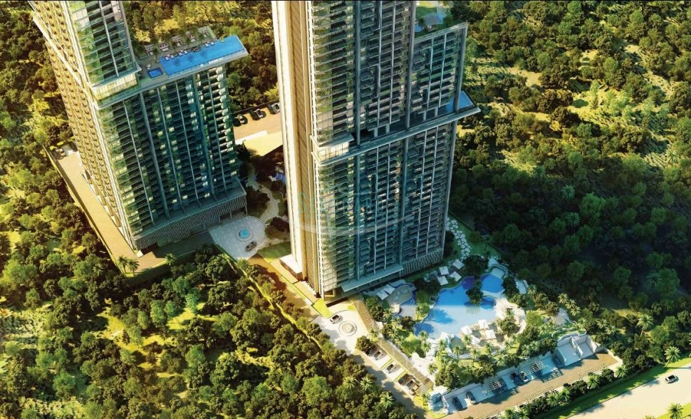The Riviera Condominium For Sale in Wongamat Beach for sale in Wong Amat Pattaya