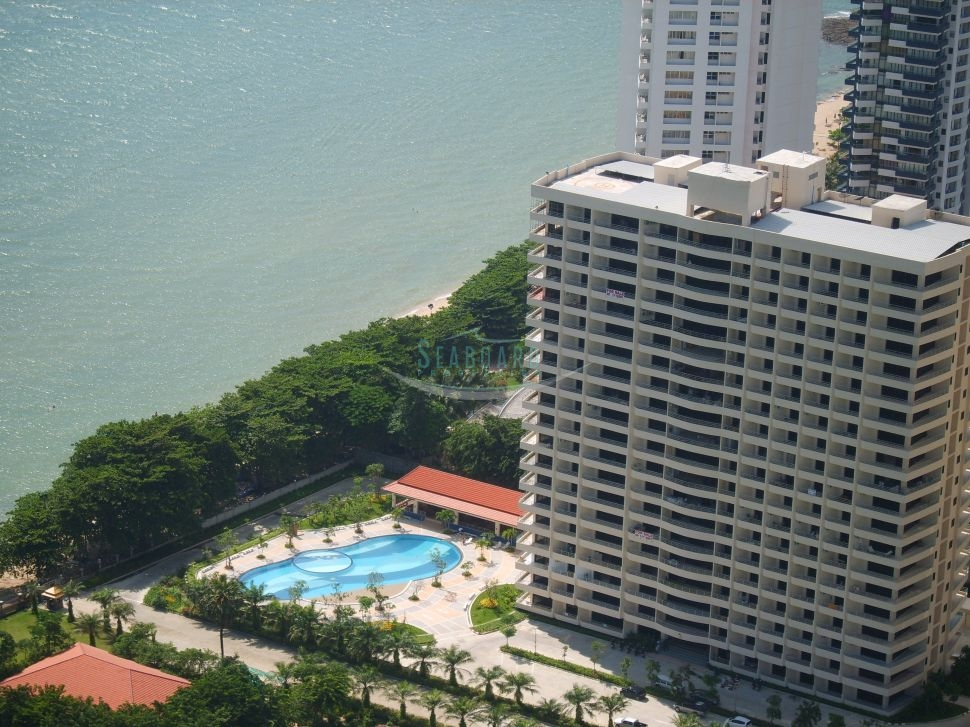 view talay 3 beachfront condominium for sale in pratumnak hill  for sale in Pratumnak Pattaya