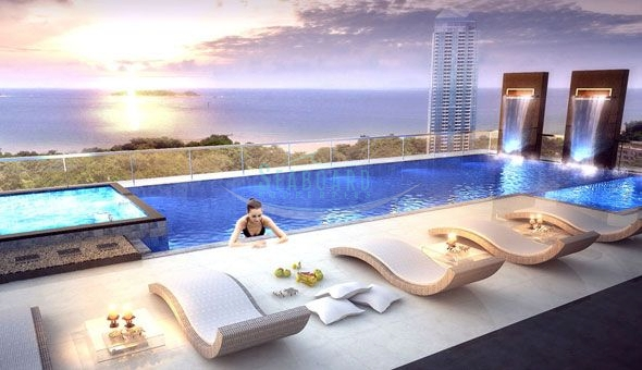 1 bedroom condo in pratumnak for rent emerald palace  for sale in Pratumnak Pattaya