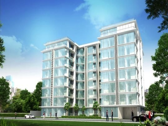 serenity condominium for sale in wongamat beach  for sale in Wong Amat Pattaya