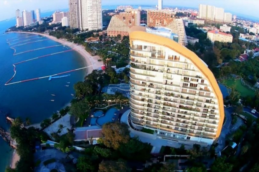 the cove condominium for sale in wongamat  for sale in Wong Amat Pattaya