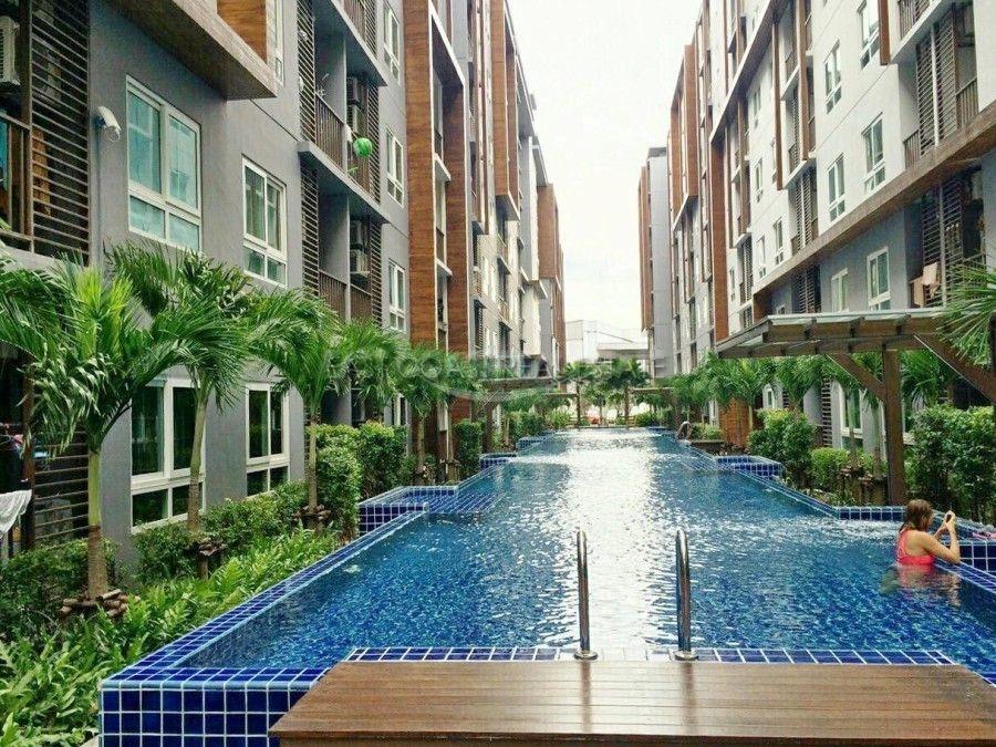 the trust residence condominium for rent in central pattaya   to rent in Central Pattaya Pattaya