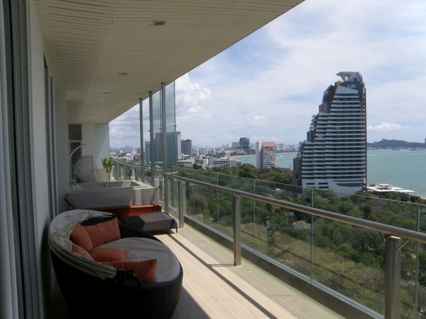 pic-4-Seaboard Properties Co. Ltd. the cove condominium for sale in wongamat   to rent in Wong Amat Pattaya