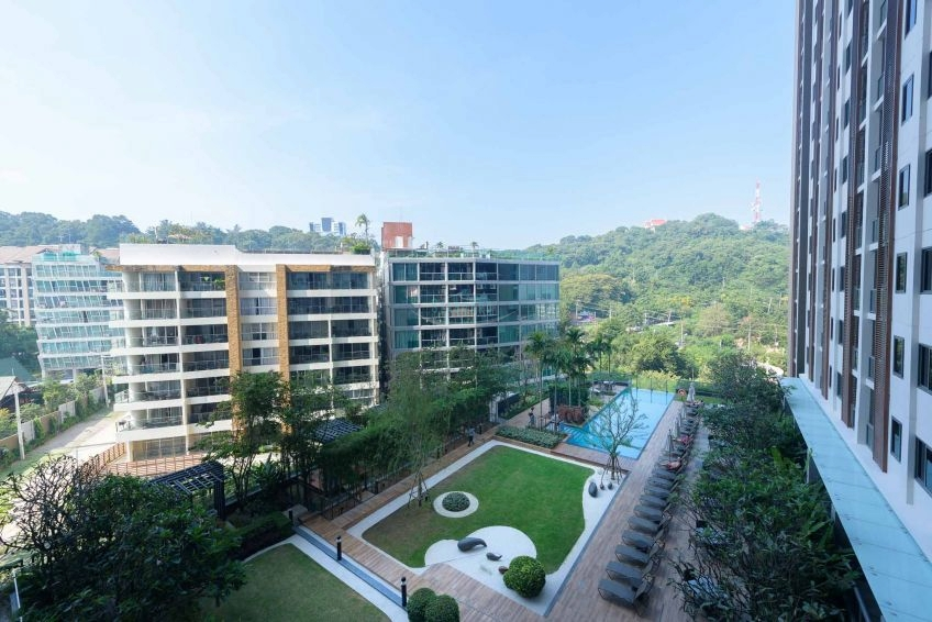 unixx condominium for rent in pattaya city  in affitto In Central Pattaya Pattaya