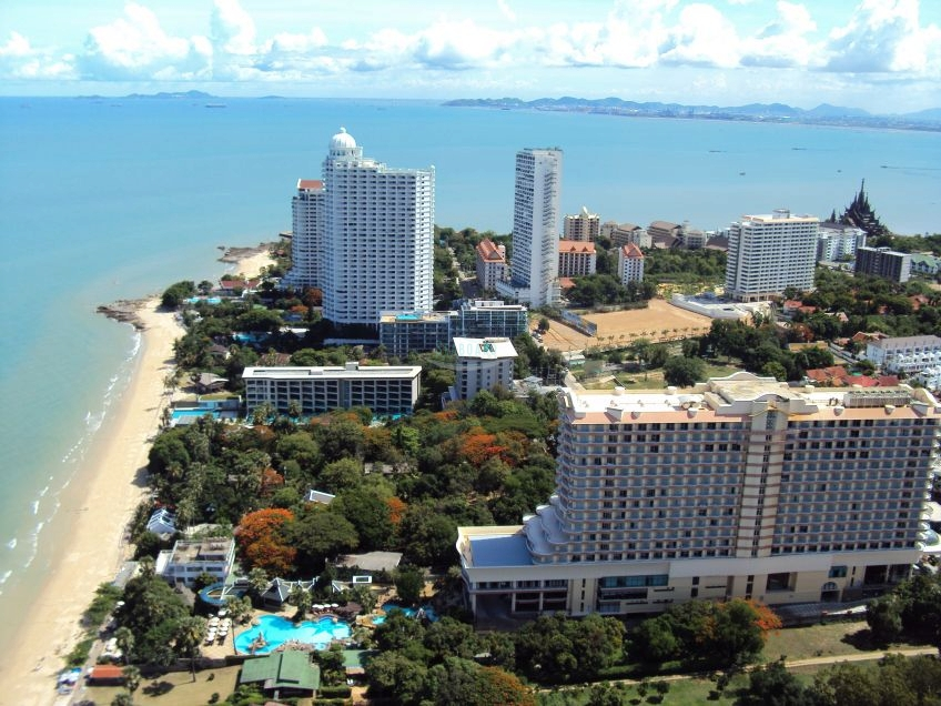 nirun grand ville  Condominiums to rent in Central Pattaya Pattaya