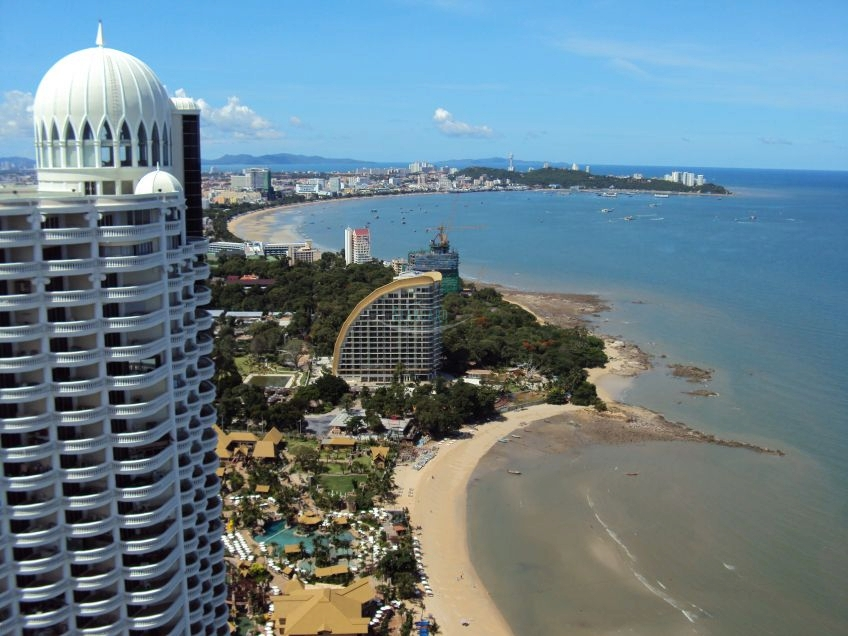 the cove condominium for sale in wongamat  to rent in Wong Amat Pattaya