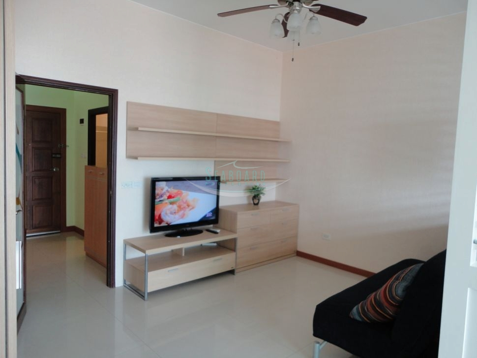 view talay 6 studio apartment for rent in pattaya city Condominiums to rent in Central Pattaya Pattaya