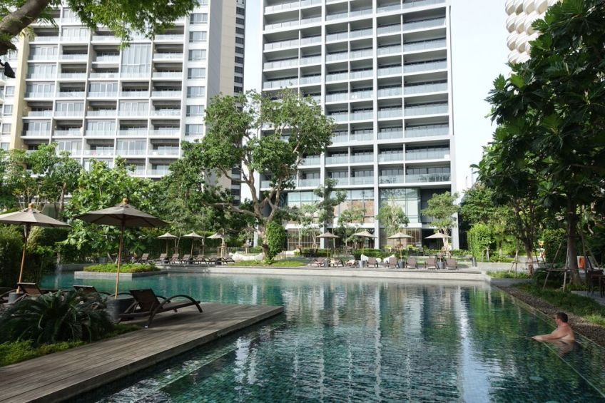zire beachfront condominium for sale and for rent in wongamat beach  for sale in Wong Amat Pattaya