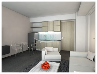 luxurious modern brand new condo residential location