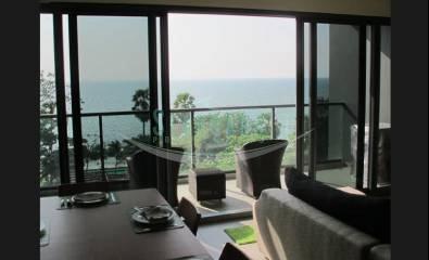 2bed room the zire beachfront condominium wongamat for rent