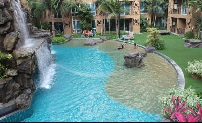 apartment new project location jomtien for sale large swimming pool