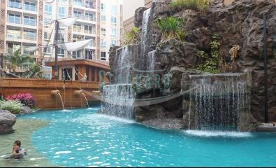 spacious swimming pool atlantis one bedroom condominium fo sale