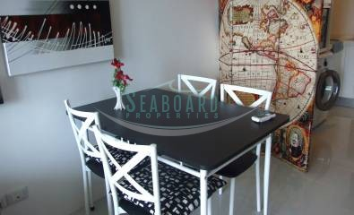 dinning room apartment for rent and for sale in wongamat beach pattaya