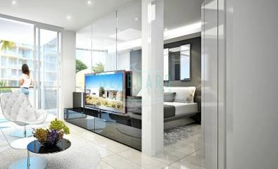 1bed 1bath golden tulip hotel and residence condominium for sale in pattaya