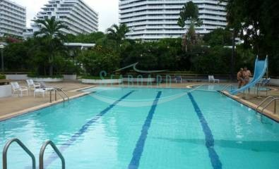 large pool grand condotel beachfront condominium for rent and sale