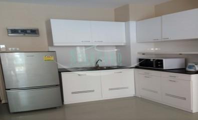 european kitchen western style condo modern apartment