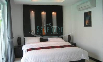 king size bed house for sale jomtien pattaya