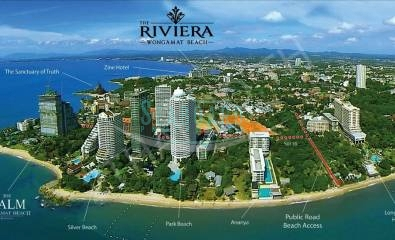 the riviera wongamat new project for sale location wongamat beach real estate agent