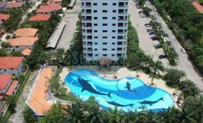 pool view talay2 condominium for sale in jomtien
